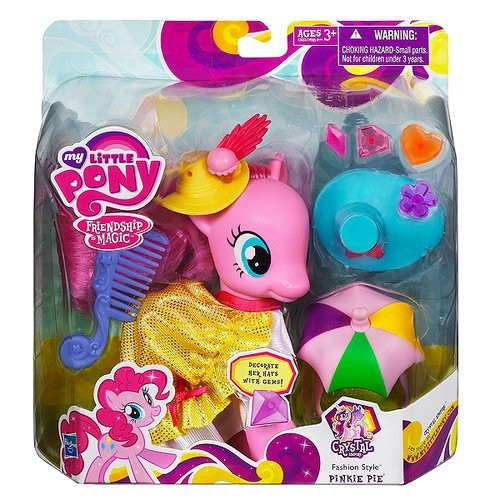 Lees Meer... : My Little Pony Fashion pony