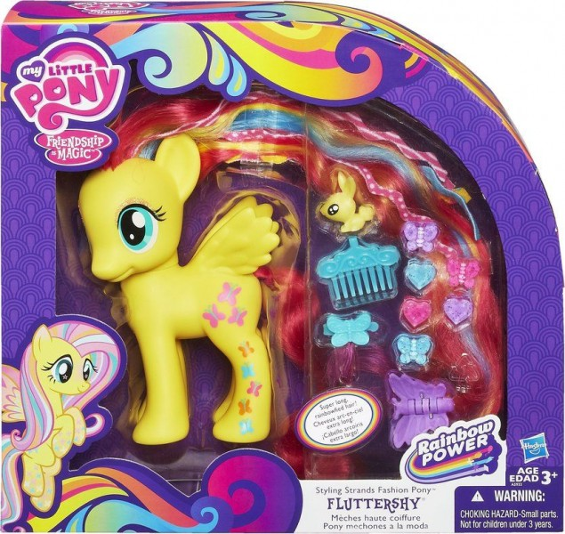 My Little Pony Deluxe Fashion Pony -