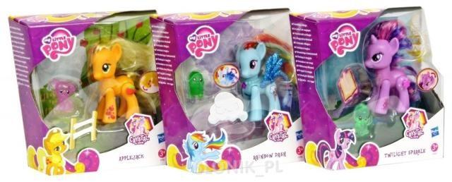 Lees Meer... : My Little Pony DeLuxe met vleugels