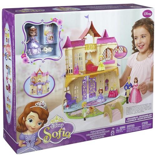 Disney speelset Sofia het Prinsesje Het Koninklijk Kasteel