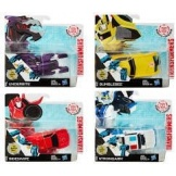 Transformers Rid One Step Changers