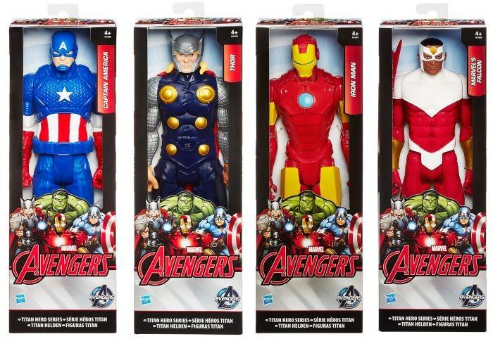Avengers Titan figuur 30 cm