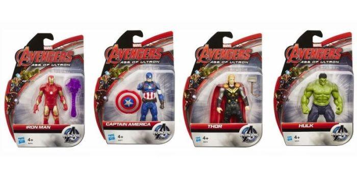 Actiefiguur Avengers All Star Figuur