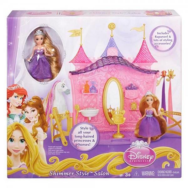 Disney Princess Shimmer Style Salon