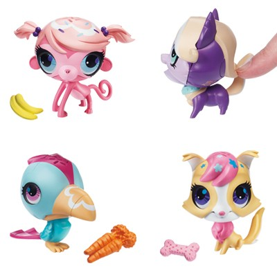 Littlest Pet Shop Dieren met geluid Littlest pet shop