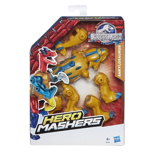 Speelfiguur Marvel Mash Jurassic World Hero Dino