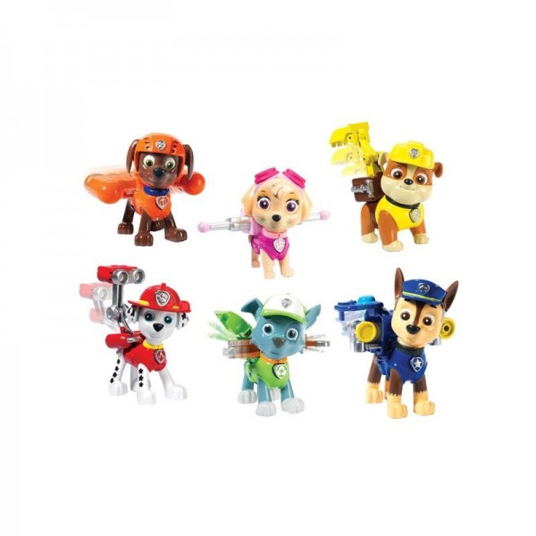 Paw Patrol Pup plus Badge