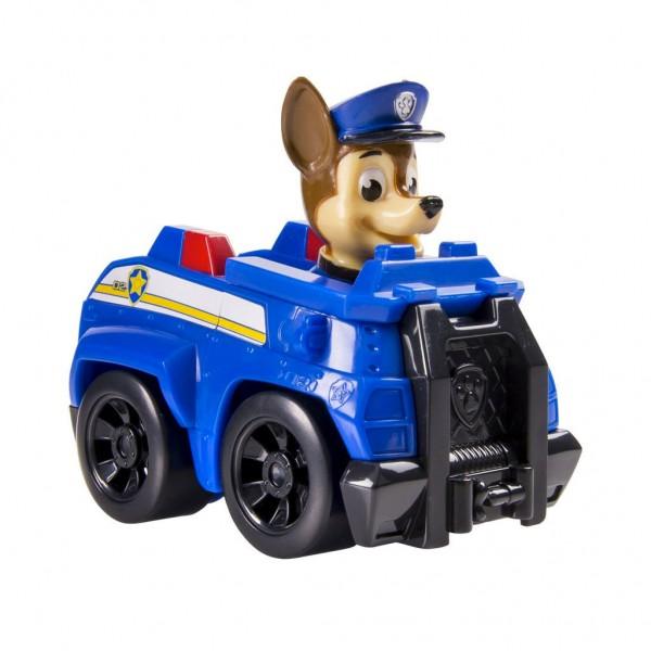 Paw Patrol voertuig met puppie
