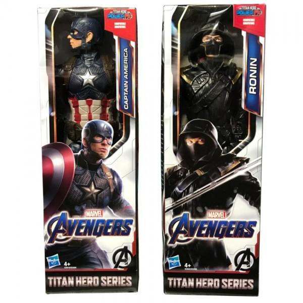Avengers Titan Hero Movie