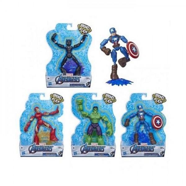 Marvel Avengers Bend N Flex 15 centimeter