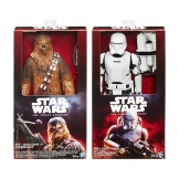 Star Wars Episode VII 30cm DLX Figuur Chewbacca of Flametrooper