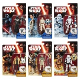 Star Wars Episode VII Figuren Snow/Desert