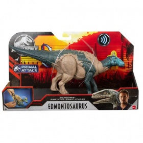 Jurassic World Sound Strike Edmontosaurus