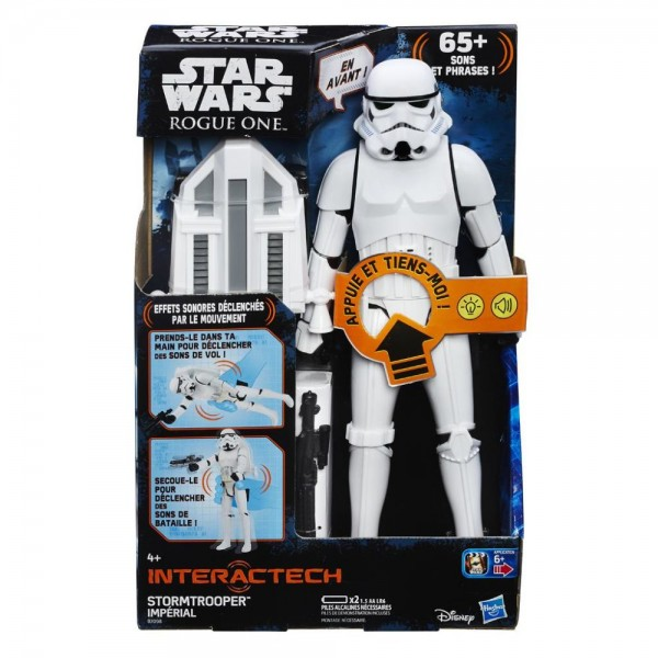 Star Wars S1 30Cm Force Tech Trooper