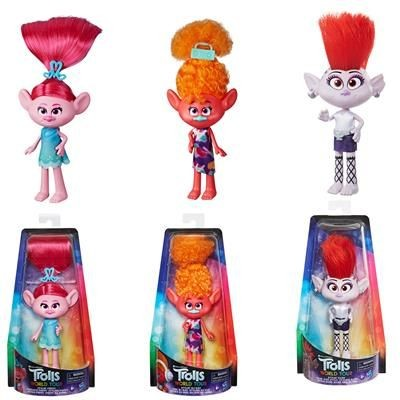 Trolls World Tour Fashion Trolls