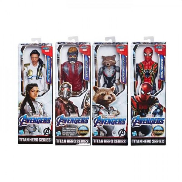 Marvel Avengers Titan Heroes Figuur 30cm