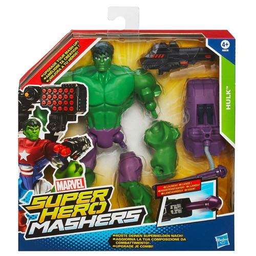 Marvel Super Hero Mashers Deluxe Figuren