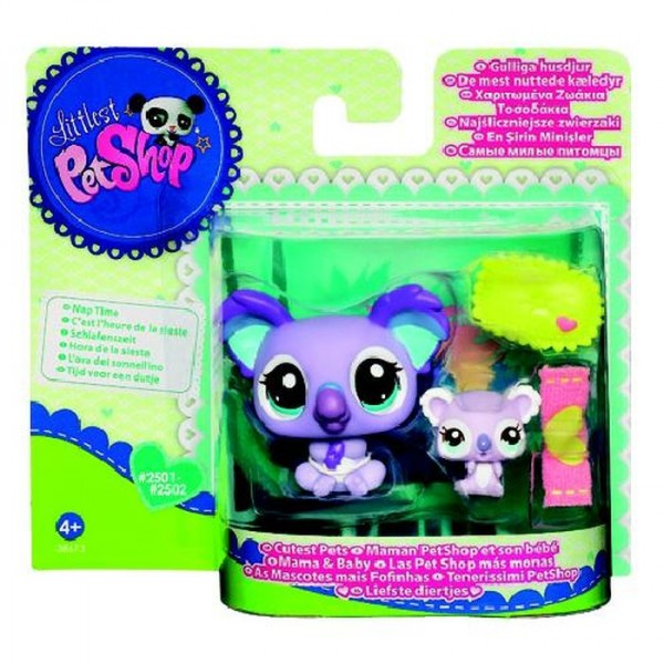 Lees Meer... : Littlest Pet Shop baby and mommy