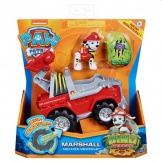 Paw Patrol Dino Deluxe Themed Vehicle Marshall