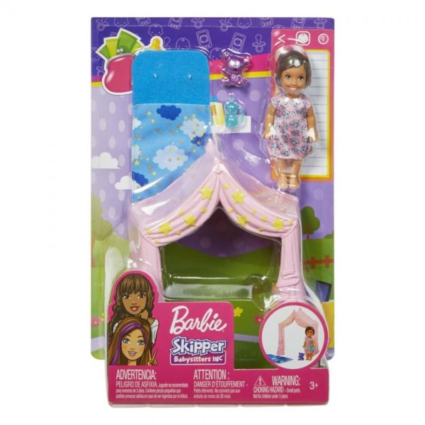 Barbie Skipper Babysitters