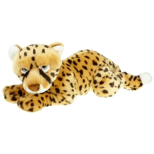 Luipaard liggend 41cm