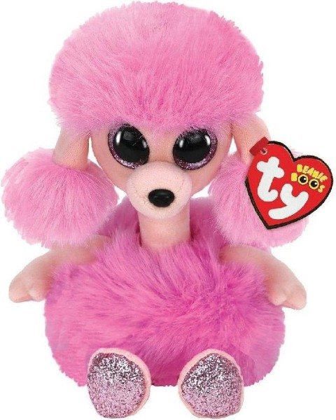 TY Beanie Boo Camilla Poodle