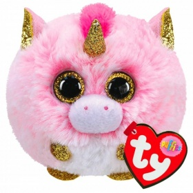 TY Teeny Puffies Fantasia Unicorn