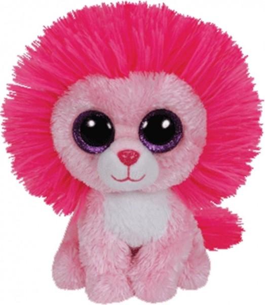 Beanie Boo Fluffy Leeuw 15cm