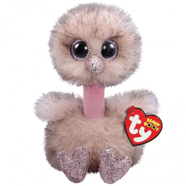 TY Beanie Boo Henna Ostrich