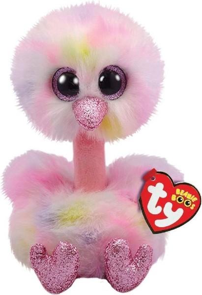 TY Beanie Boo Avery Ostrich