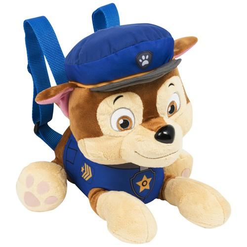 Paw Patrol Chase Plush Rugzak