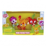 Moshi Monsters 3x