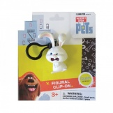 Secret Pets Sleutelhanger Snowball