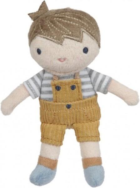 Tiamo Little Dutch Knuffelpop Jim 10cm