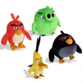 Angry Birds 20 Cm Pluche