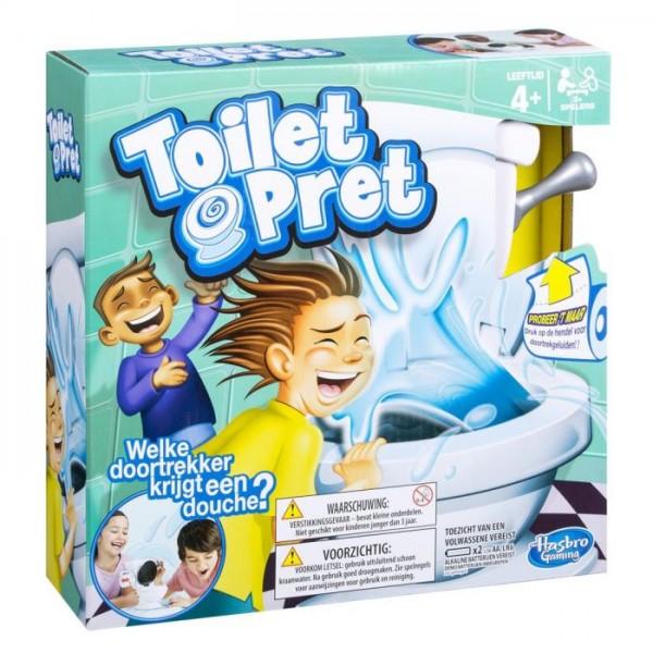 Spel Toilet Pret