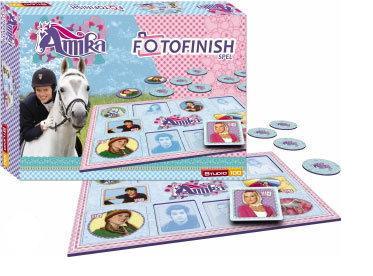 Amika spel foto finish