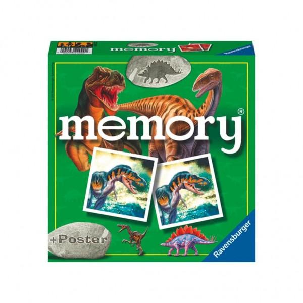 Ravensburger Spel Memory Dinosaurus