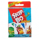 Spel Skip-Bo Junior