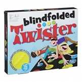 Spel Twister Blindfolded