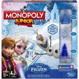 Spel Monopoly Junior Disney Frozen