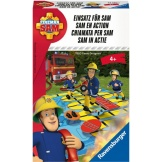 Pocketspel Brandweerman Sam