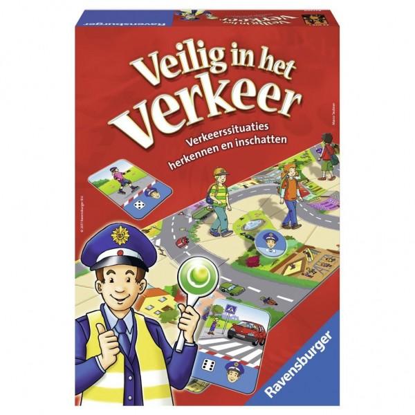 Ravensburger Spel Speel-Leer Veilig In Het Verkeer