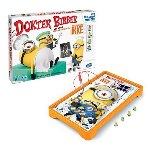 Spel Dokter Bibber Verschrikkelijke Ikke Hasbro