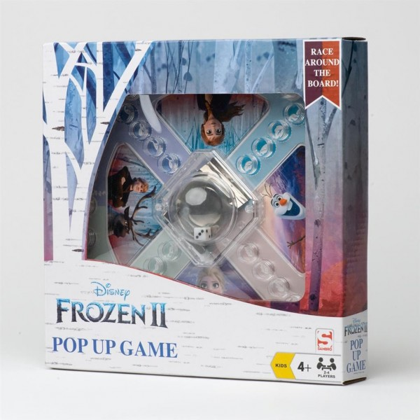 Frozen 2 Pop-Up Spel