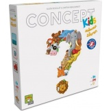 Spel Concept Kids Animals