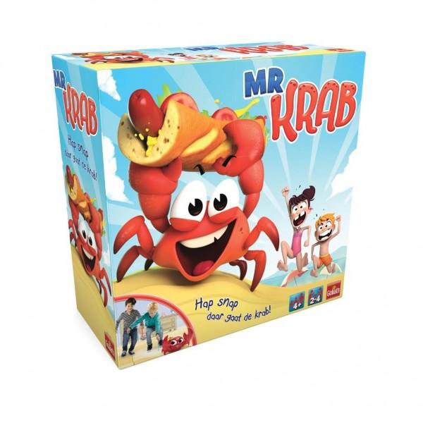 Spel Meneer Krab
