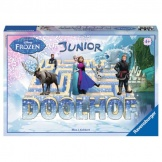 Spel Frozen Doolhof Junior