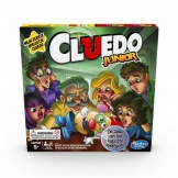 Spel Cluedo Junior Refresh