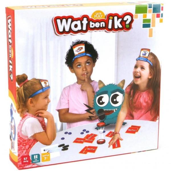 Spel Wat Ben Ik